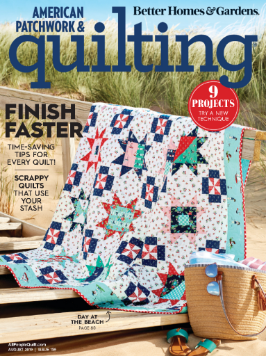 American Patchwork & Quilting - USA (2019-08)