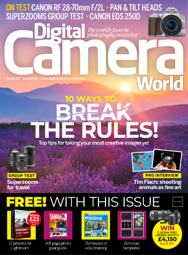 Digital Camera World (2019-06)
