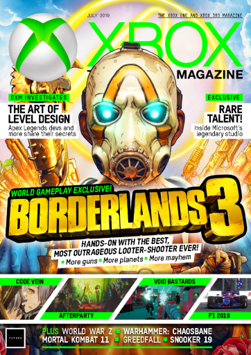 Xbox - The Official Magazine - USA (2019-07)
