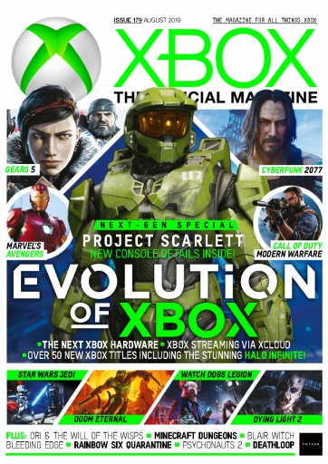 Xbox - The Official Magazine - UK (2019-08)