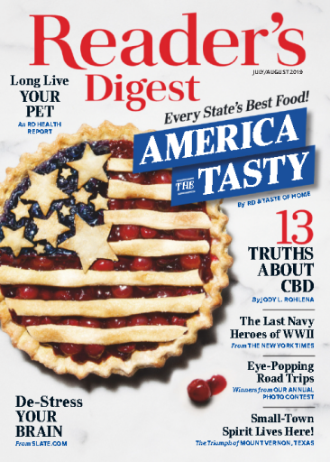 Reader's Digest - USA (2019-07)