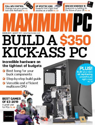 Maximum PC - USA (2019-07)