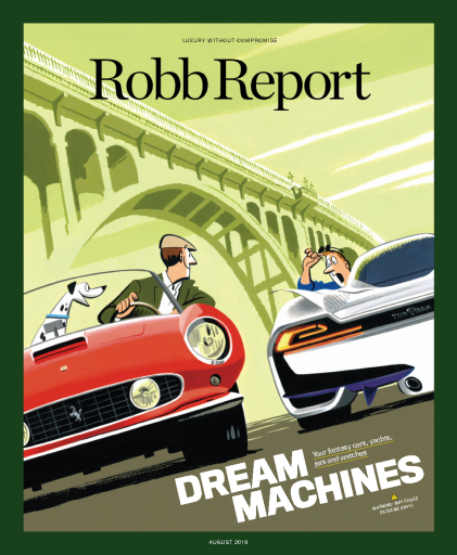 Robb Report - USA (2019-08)