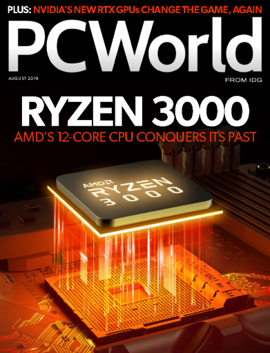 PC World - USA (2019-08)