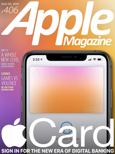 Apple Magazine - USA - Issue 406 (2019-08-09)