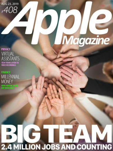 Apple Magazine - USA - Issue 408 (2019-08-23)