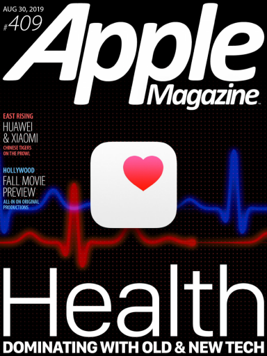 Apple Magazine - USA - Issue 409 (2019-08-30)