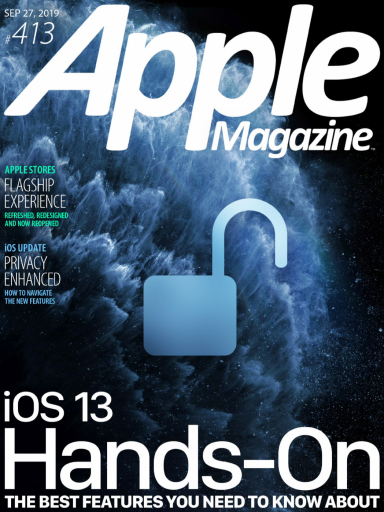 Apple Magazine - USA - Issue 413 (2019-09-27)