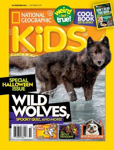 National Geographic Kids - USA (2019-10)