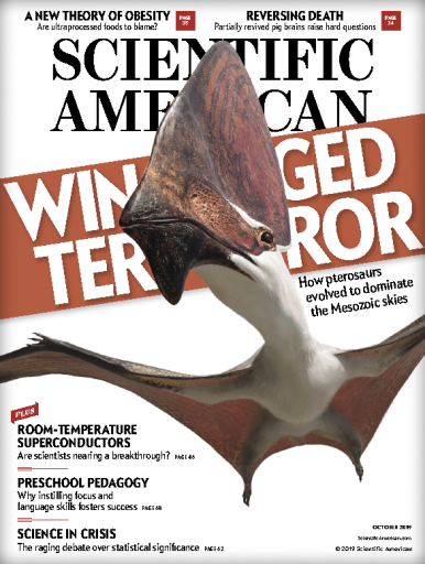 Scientific American - USA (2019-10)