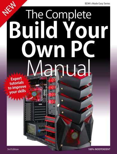 The Complete Building Your Own PC Manual - USA (2019-09)