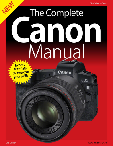 The Complete Canon Manual - USA (2019-09)