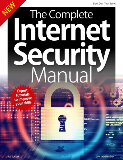 The Complete Internet Security Manual - USA (2019-09)