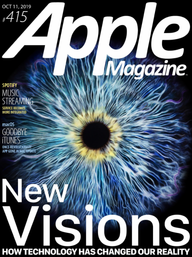 Apple Magazine - USA - Issue 415 (2019-10-11)
