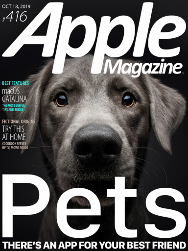 Apple Magazine - USA - Issue 416 (2019-10-18)