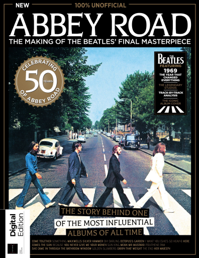 Abbey Road - 50th Anniversary - UK (2019-11)