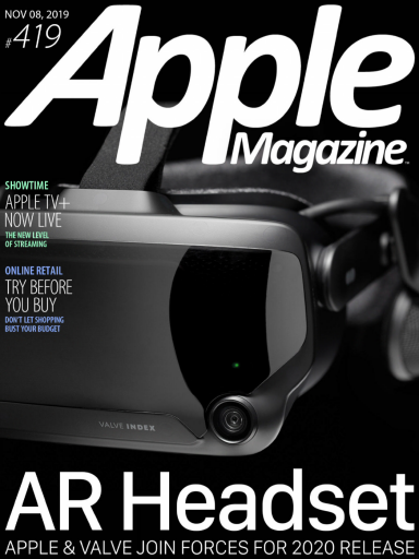 Apple Magazine - USA - Issue 419 (2019-11-08)