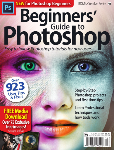 Beginners' Guide to Photoshop - UK (2019-11)