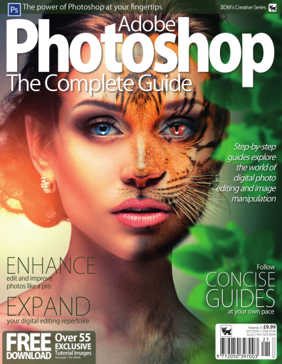 Photoshop - The Complete Guide - UK (2019-10)