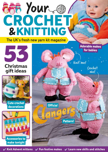 Your Crochet & Knitting - UK (2019-11)