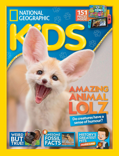 National Geographic Kids - UK (2019-12)