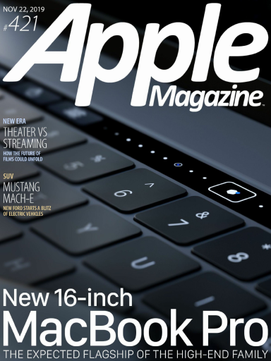 Apple Magazine - USA - Issue 421 (2019-11-22)