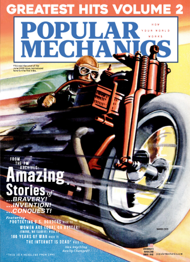 Popular Mechanics - USA (2019-03)