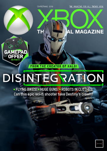 Xbox - The Official Magazine - UK (2019-12 - Christmas)