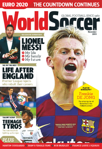 World Soccer - UK (2019-11)