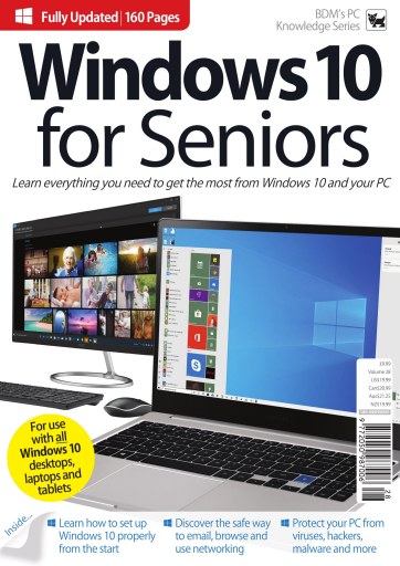Windows 10 for Seniors - UK (2019-11)