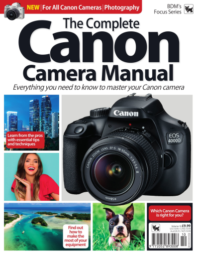The Complete Canon Camera Manual - UK (2019-11)