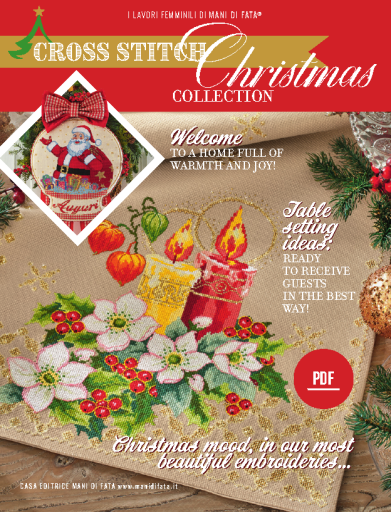Cross Stitch - Christmas Collection - UK (2019-11)