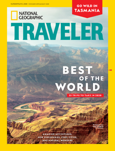 National Geographic Traveler - USA (2019-12 & 2020-01)