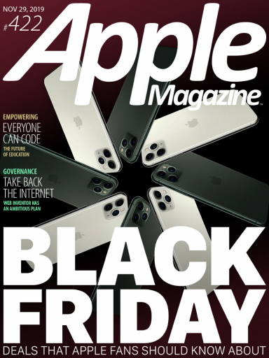 Apple Magazine - USA - Issue 422 (2019-11-29)