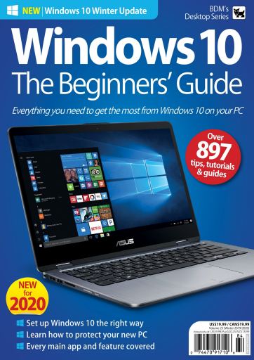 Windows 10 - The Beginners\' Guide - UK (2019-11)