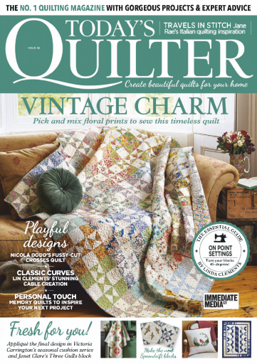 Today's Quilter - UK (2020-01)