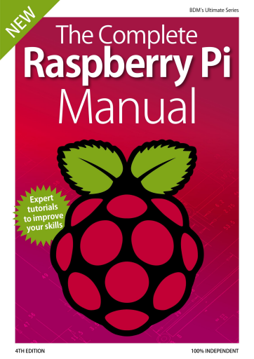 The Complete Raspberry Pi Manual - UK (2019-12)