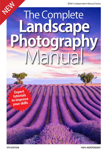 The Complete Landscape Photography Manual - UK (2019-12)