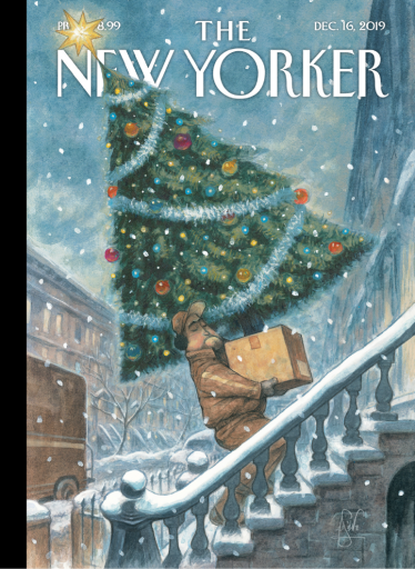 The New Yorker - USA (2019-12-16)