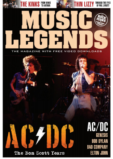 Music Legends - UK - Issue 04 -AC-DC (2019)