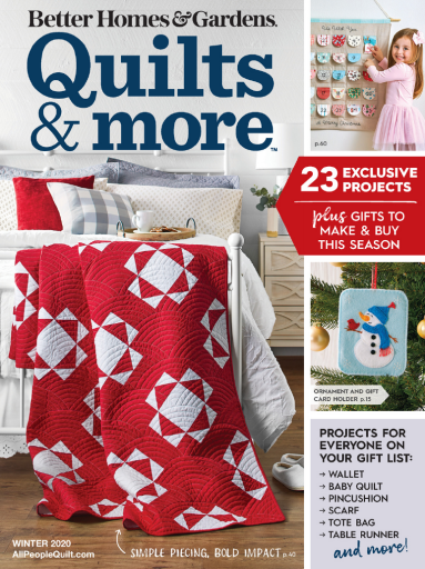 Quilts and More - USA (2020 Winter)