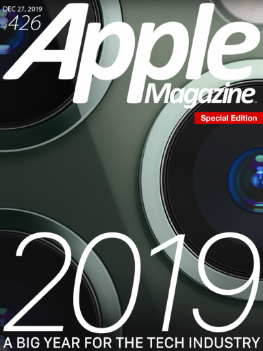 Apple Magazine - USA - Issue 426 (2019-12-27)