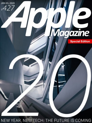 Apple Magazine - USA - Issue 427 (2020-01-03)
