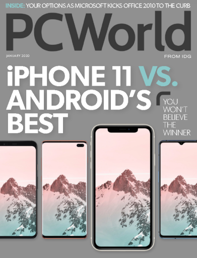 PC World - USA (2020-01)
