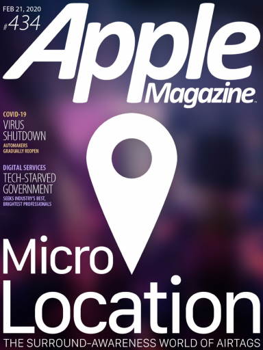 Apple Magazine - USA - Issue 434 (2020-02-21)
