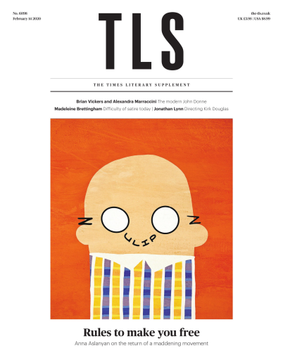 The Times Literary Supplement - UK (2020-02-14)