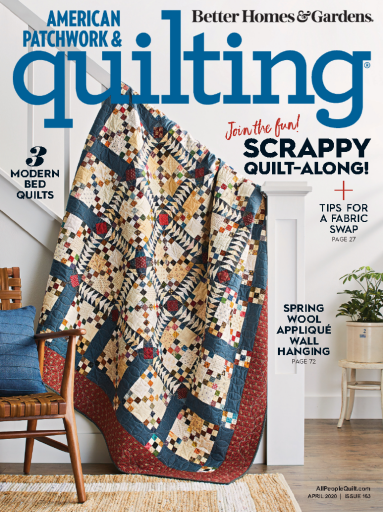 American Patchwork & Quilting - USA (2020-04)