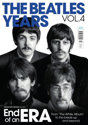 The Beatles Years - UK - Volume 4 (2020-03)