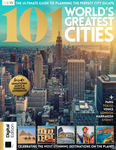 101 World's Greatest Cities - UK - Edition 01 (2019)