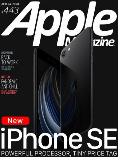 Apple Magazine - USA - Issue 443 (2020-04-24)